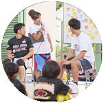 八尾バスケ祭り画像